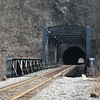 Tunnel and bridge at Ilchester, MD