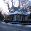 This quaint private residence was the Homeland Station, mile post 4.3.  It is on West Lake Ave.