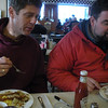 Breakfast at the Bel-Loch Diner (or as Dave says, the Tone Loc).
