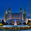 Mormon Temple - Kensington, Maryland