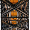 Under the Havre De Grace Train Bridge