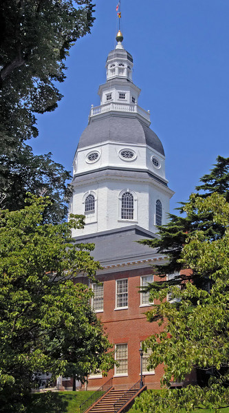 Annapolis, MD - State House