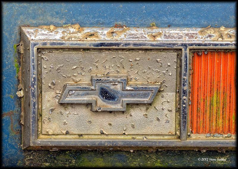 Auto Junk Yard - Chevrolet