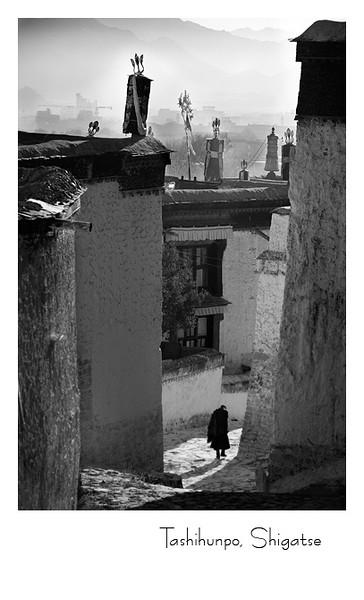 扎什伦布寺, 日喀则