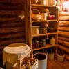 Root cellar at the Ketola farm.