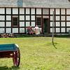 Schulz farmhouse in the German area