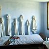 Bedroom in the Schottler farm house in the German area