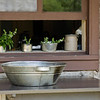 Koepsell farmhouse kitchen window.