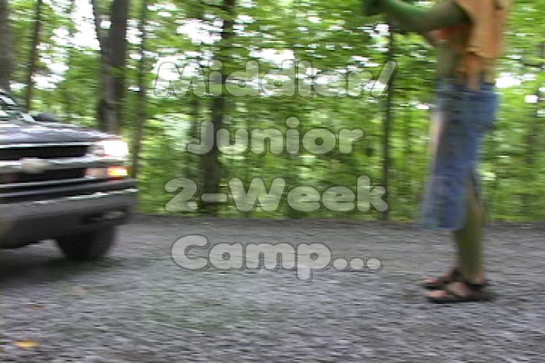 Middler/Junior 2-Week Camp - Video 1
