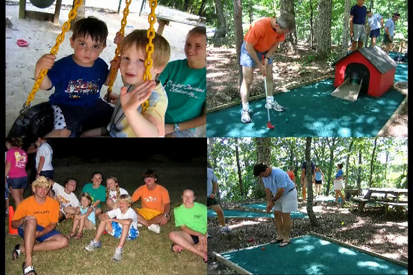 Family Camp 2006