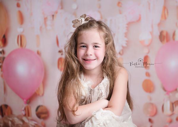 Kayla's 6th Birthday