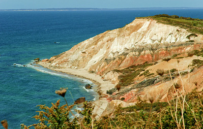 The Bluffs on Martha's Vineyard.