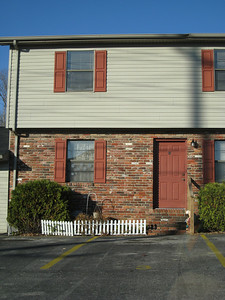 Our First Home back in Cookeville TN. Apartment 1 4th Street.