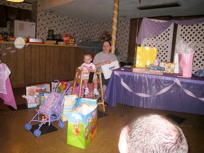 Hannah First Birthday-7