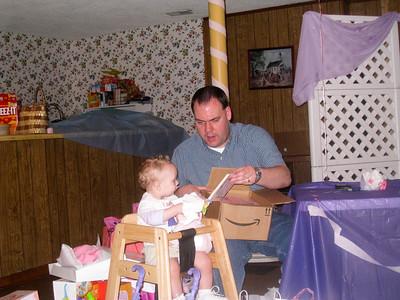 Hannah First Birthday-16