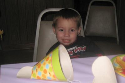 Hannah First Birthday-1