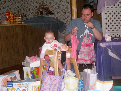 Hannah First Birthday-12
