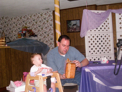 Hannah First Birthday-17