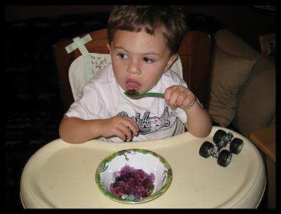 Eating Jello