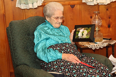 Granny gets her present