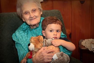 Her 89th Birthday