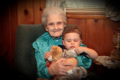 Granny Hulvey Jack and the Bears
