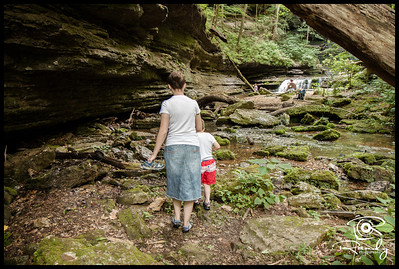 Our visit to Short Springs and their Machine Falls Trail
