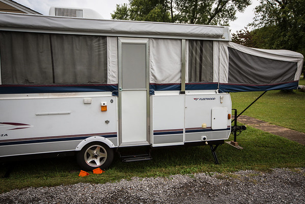Our Fleetwood Camper