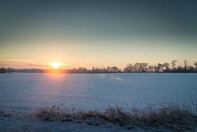 Coffee County Sunrise