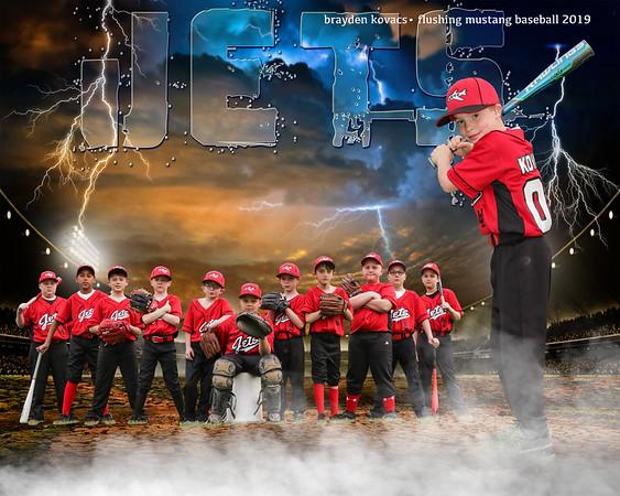 UL Mustang Baseball