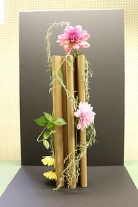September, Advanced I, Mono-Botanic Design, Sarah Stransky, First Award