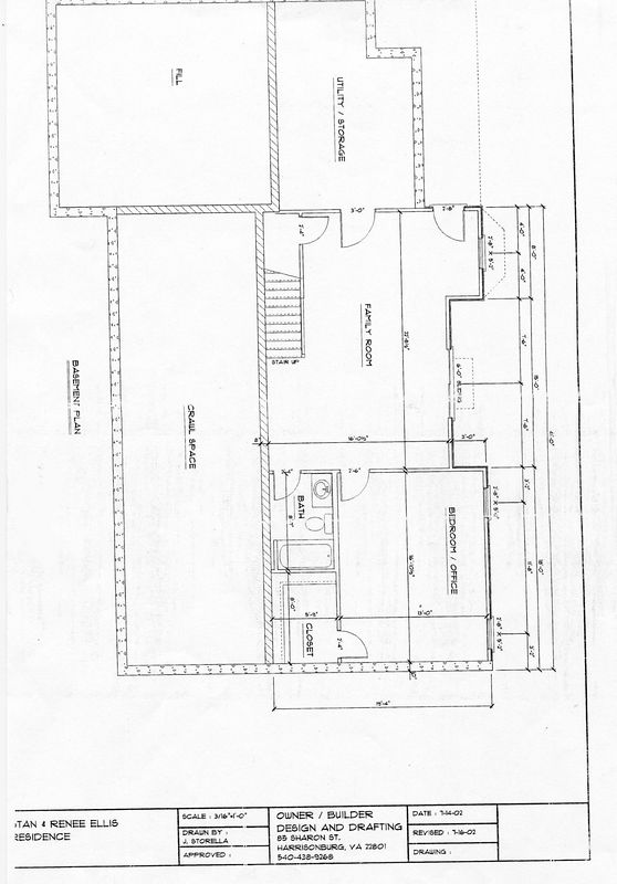 Floorplan-Basement