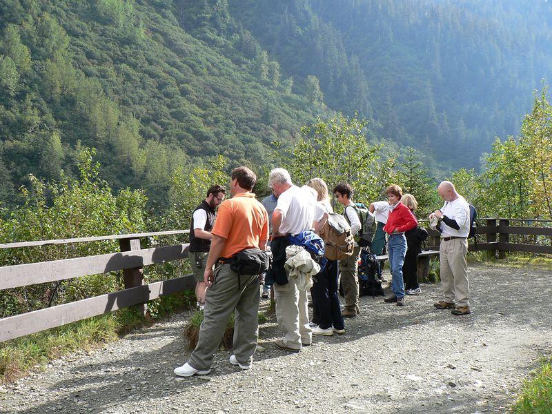 Hike in Juneau-1