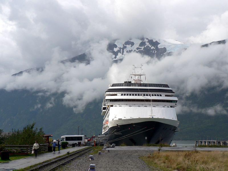 Docked in Skagway-5