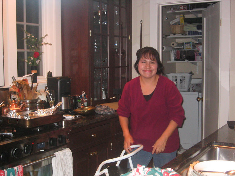 2005 Xmas Party - Ernestina