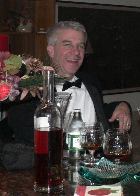2005 Xmas Party - Dave
