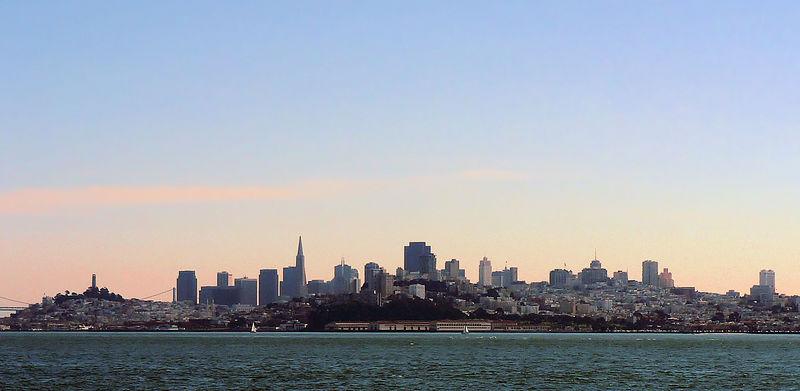 Sat 11-12-05 San Francisco Skyline