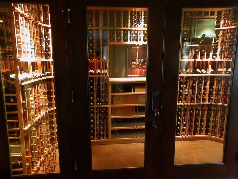 552 Interiors -Wine Cellar