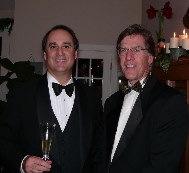 Steve and Nick