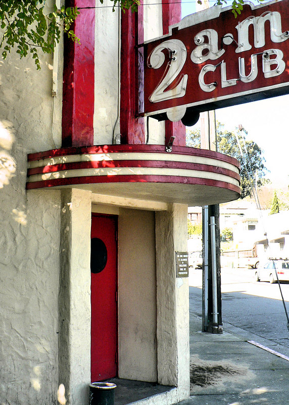 Wed 04-19-06 - Errands Around Town - 2AM Club