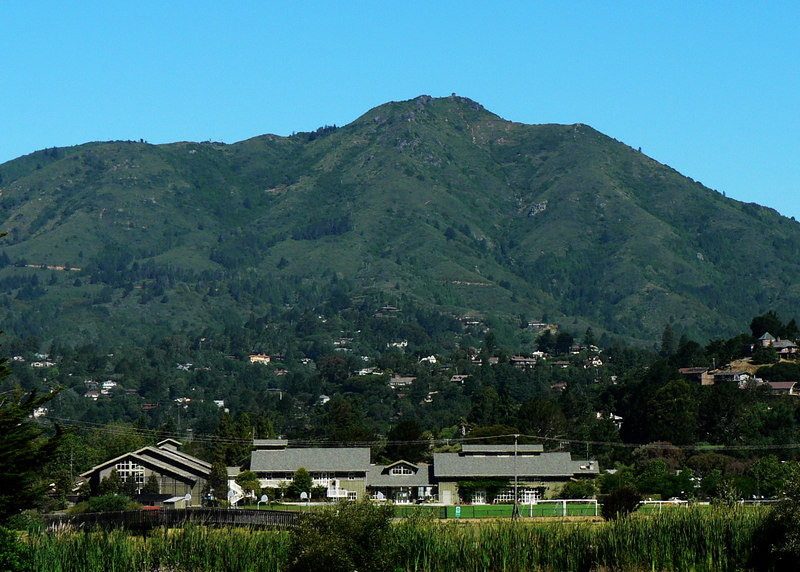 Fri 06-06-15 Mt Tam and Mill Valley Rec Ctr