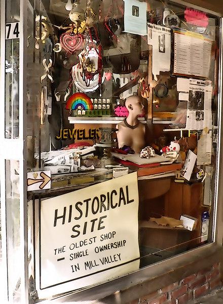06-05-06 Sat - Oldest Shop - painted