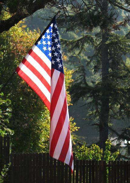 Mon 06-9-11 9-11 Flag