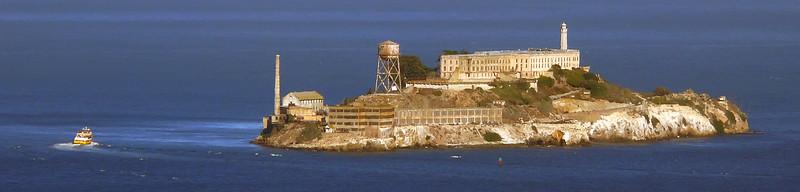 8-17-2007 Sausalito Hike - Alcatraz