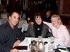 12-22-07 - Lunch with Rosemary at Lucianos