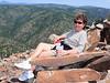 6-9-2007 Boulder-Cher on Sugarloaf Mountain