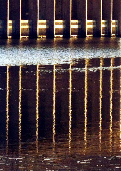 03-12-07 Richardson Bay Bridge Abstract