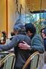 2-18-08 Sonoma - Ralphs Bistro - Couple at the bar