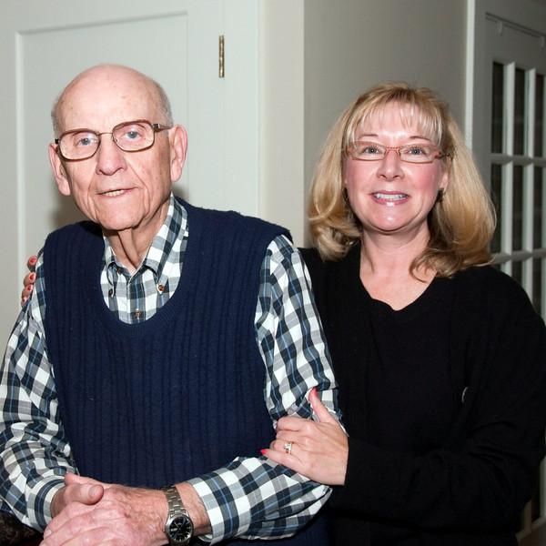 11-26-09 Thanksgiving - Mitch & Carol
