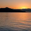 09-22-09 Sunrise over Angel Island